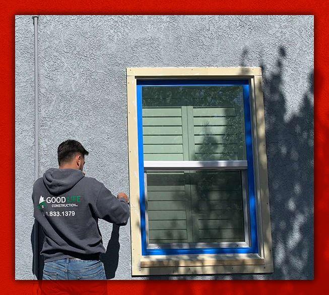 THE BENEFITS OF WINDOW & DOOR REPLACEMENTS